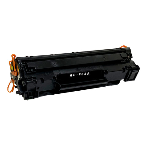 Remanufactured Toner Cartridge Replacement for HP 83X 83A CF283A