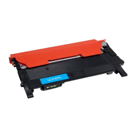 Compatible Toner Cartridge Replacement for Samsung CLT-C407S