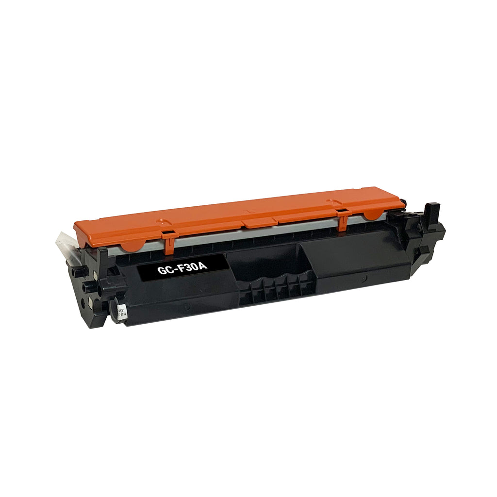 Remanufactured Toner Cartridge Replacement for HP  30A CF230A