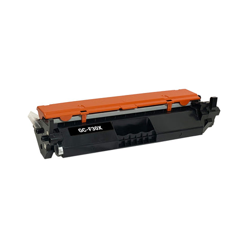 Remanufactured Toner Cartridge Replacement for HP 30X CF230X