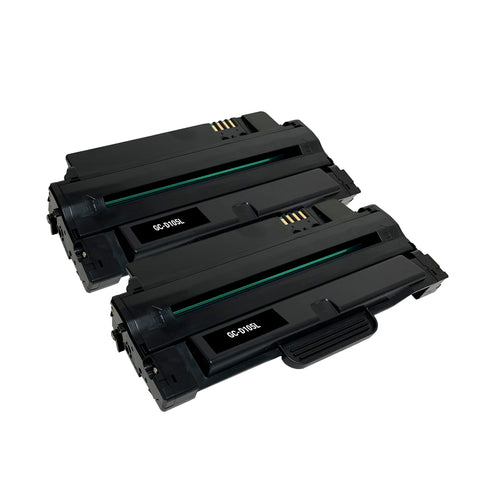 Compatible Toner Cartridge Replacement For Samsung MLT-D105L (2 PACK)