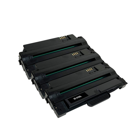 Compatible Toner Cartridge Replacement For Samsung MLT-D105L (3 Pack)