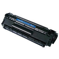 Remanufactured Replacement HP Q2612A (12A) Black Toner Cartridge