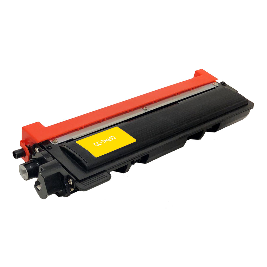 Compatible Brother TN210 (TN-210Y) Yellow Laser Toner Cartridge