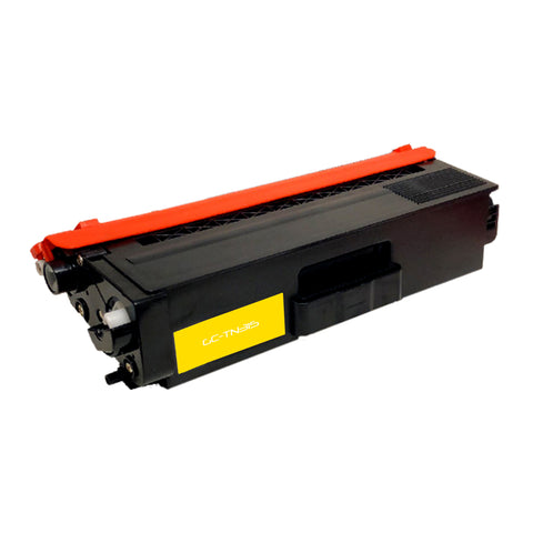Compatible Toner Cartridge Replacement for Brother TN-315 TN315 TN-315Y TN315Y