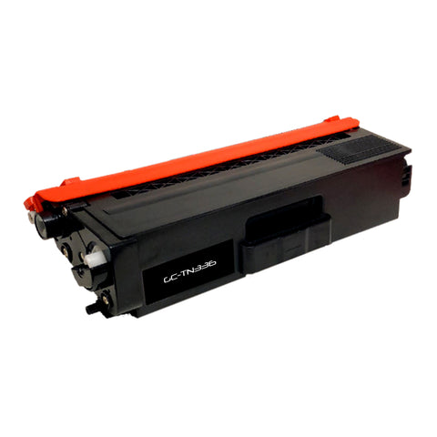 Compatible Toner Cartridge Replacement for Brother TN-336 TN336 TN-336BK TN336BK