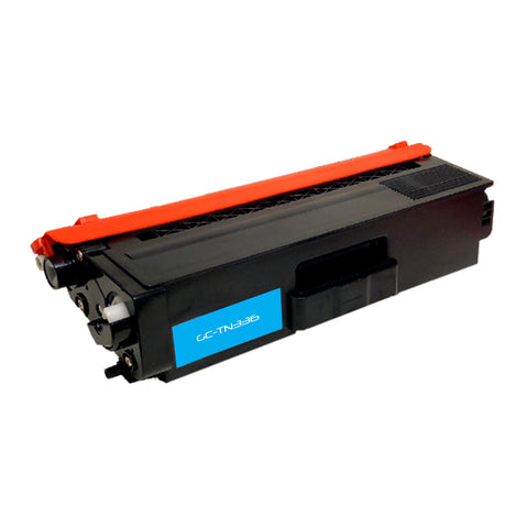 Compatible Toner Cartridge Replacement for Brother TN-336 TN336 TN-336C TN336C