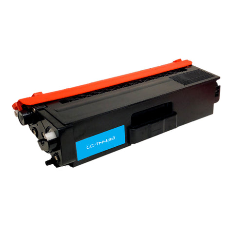 Compatible Toner Cartridge Replacement for Brother TN-431 TN431 TN-433C TN433C