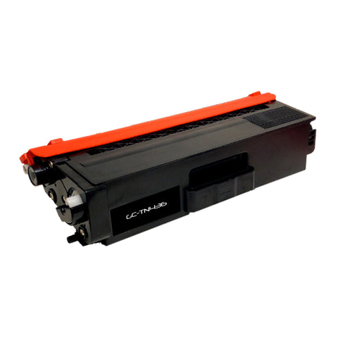 Compatible Toner Cartridge Replacement for Brother TN-436 TN436 TN-436BK TN436BK