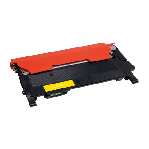 Compatible Toner Cartridge Replacement for Samsung CLT-Y407S