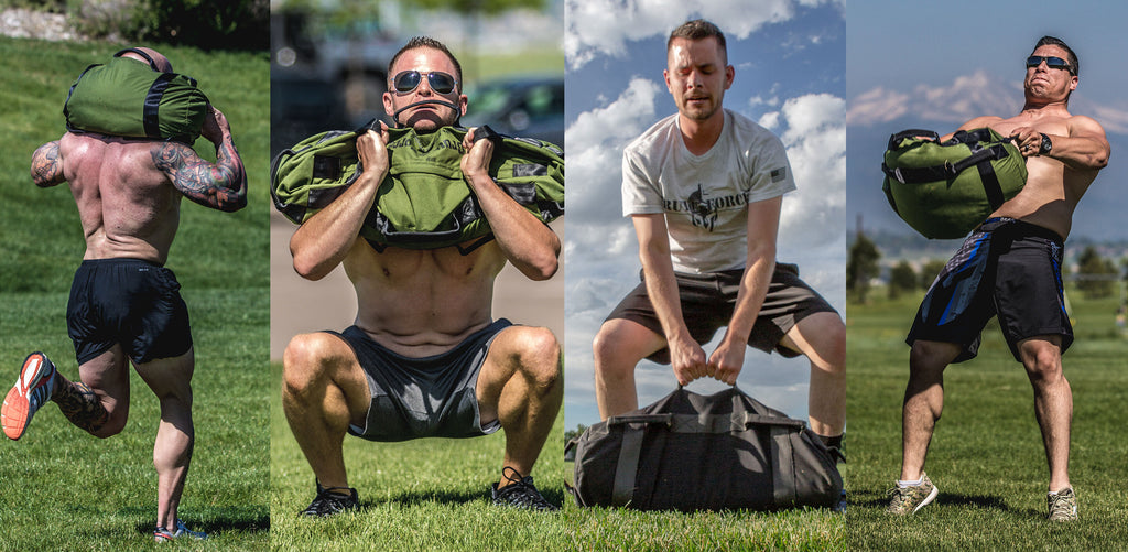 Obstacle Course Racing | Brute Force Sandbags
