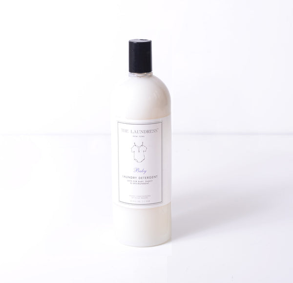 The Laundress Baby Fabric Detergent.