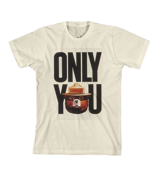 ONLY YOU #2 TEE - Natural