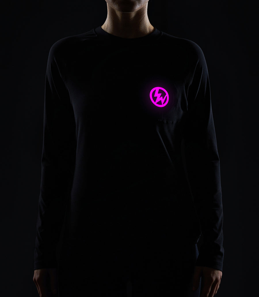 ELITE SERIES - FEMALE (ROUND NECK / LONG SLEEVE)