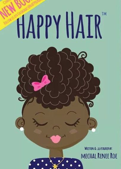 A List of Essential Children's Books To Empower Black Girls To Love Their Hair