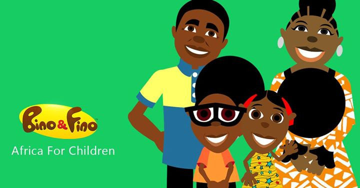 Nigerian Cartoon Show Brings Diversity To Kids  in Portuguese Speaking Countries