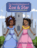 A List of Coloring Books That Feature Black Characters