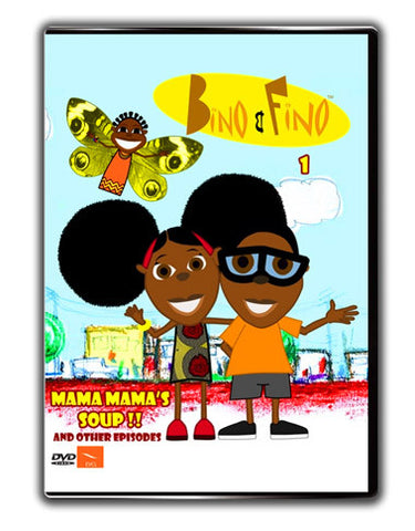 Bino and Fino African Knowledge Kids Pack