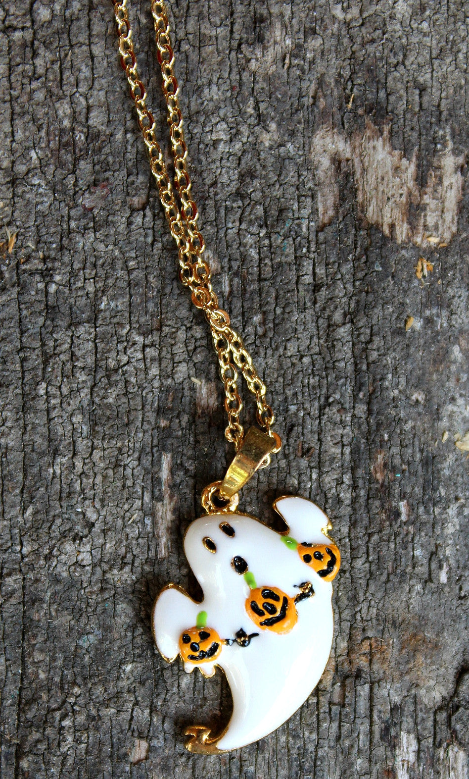 Little Boo Man Necklace