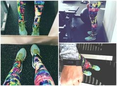City Lights Workout Leggings