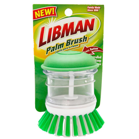 Libman 1147 Palm Brush