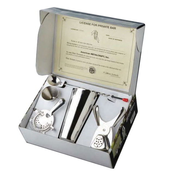 Professional & Home Bar Set (PH-202)