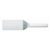 Mundial W5685 6 X 3 White Handle Spatula