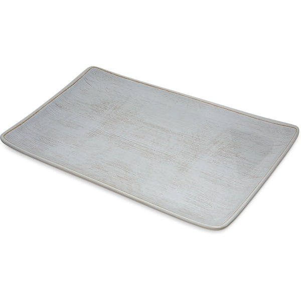 Carlisle Grove 6401506 Melamine Rectangle Platter 15