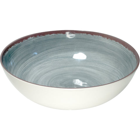 Carlisle Mingle 5401318 Smoke Melamine 5 Quart Bowl 12