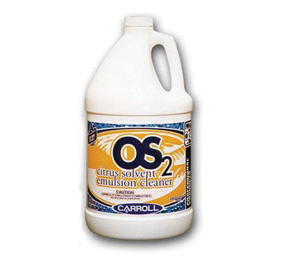 Carroll 32728 Gallon OS2 Citrus Solvent Emulsion Cleaner