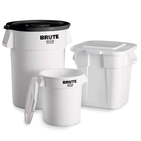 Rubbermaid 2643 44 Gallon Gray Brute