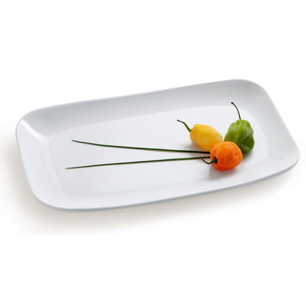 G.E.T. CS-6103-W Siciliano Rectangular Platter 11.25