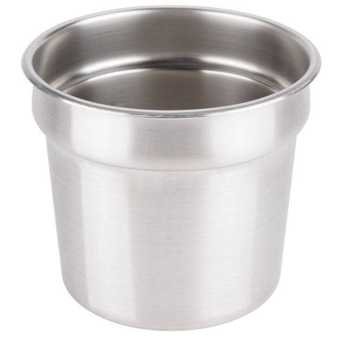 Vollrath 78194 SS 7-1/4 Quart Vegetable Inset