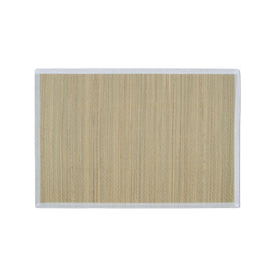 Beistle 57778 Straw 12X18 Placemats 4/Pack