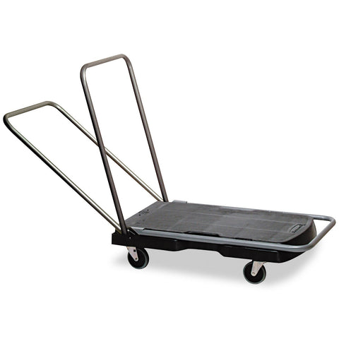 Rubbermaid 4400 Triple Trolley Platform Utility Cart