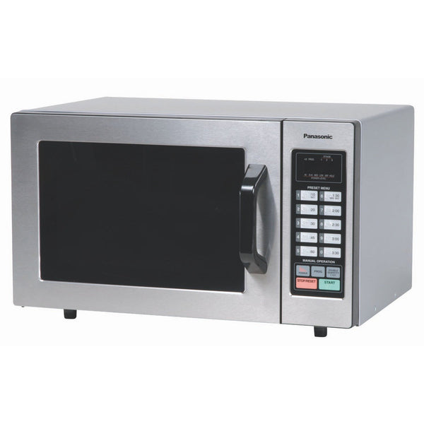 Panasonic NE-1054F 1000 Watt Microwave 10 Program