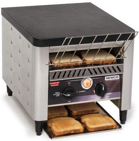 Nemco 6800 Conveyor 2-Slice Commercial Toaster