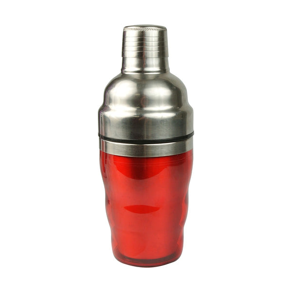 American Metalcraft RAS10 10 Oz Red Shaker