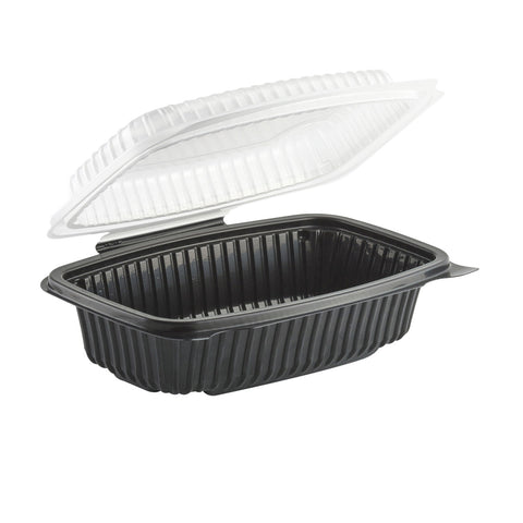 Anchor 4656911 6 X 9 Black Hinged Clamshell