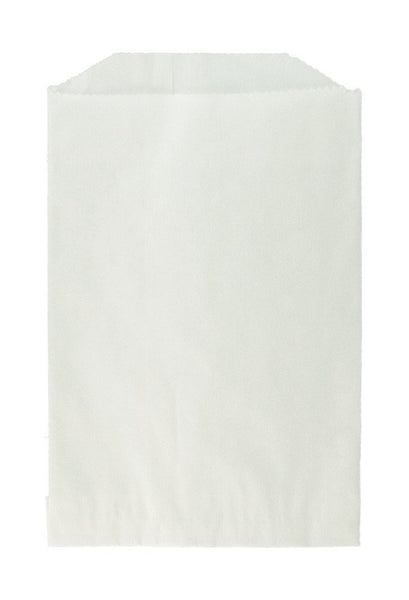 White 1/4Lb Candy Bags (301)