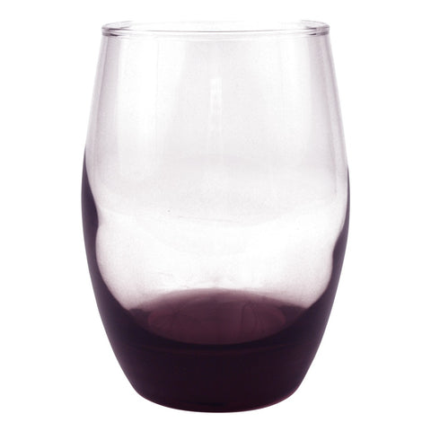 Arcoroc 10 Oz Purple Beverage Glass