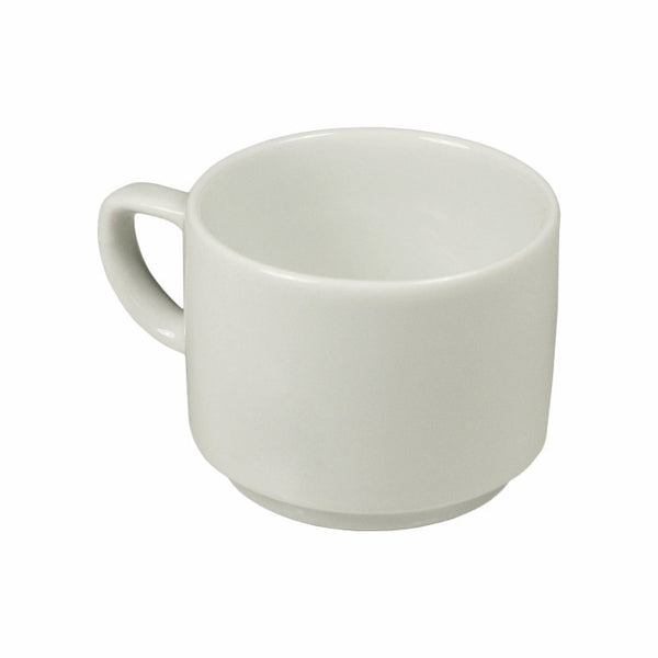 Arcoroc R0838 6.75 Oz Candour Stackable Cup
