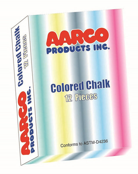 Aarco Colored Chalk