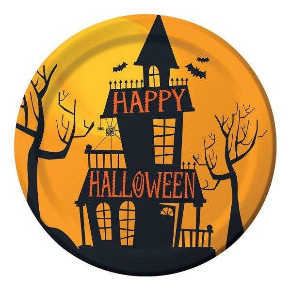 Creative Converting 316977 Haunted Halloween 7