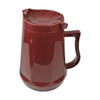 Carlisle Dinex DX116061 Cranberry Insulated Beverage Server 1 Liter