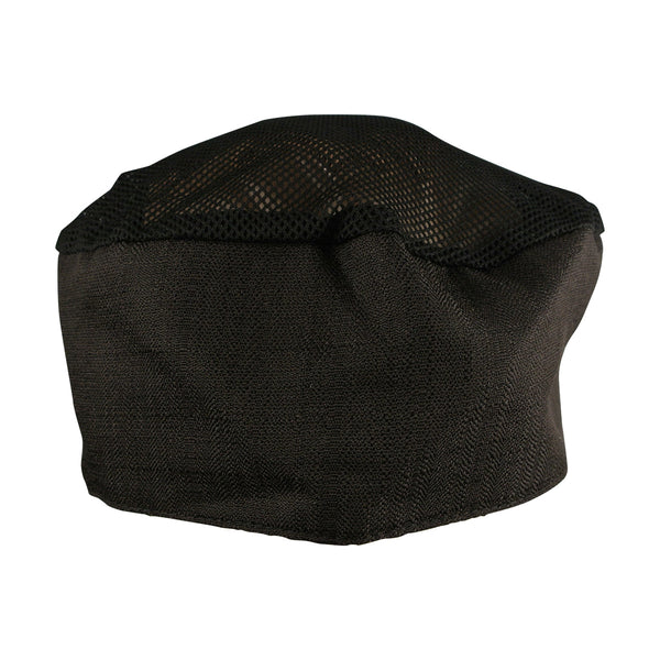 Trendex Plaza Regular Cook's Hat with Mesh