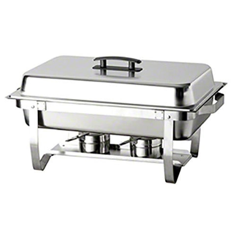 Pinch CHFEF-8 8 Quart Easy Store Folding Chafer