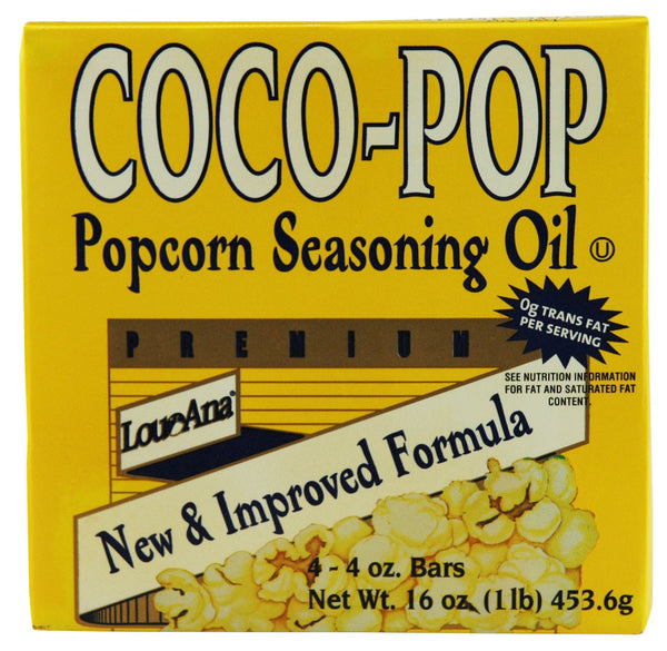Lou Ana Coco-Pop Popcorn Popping Oil