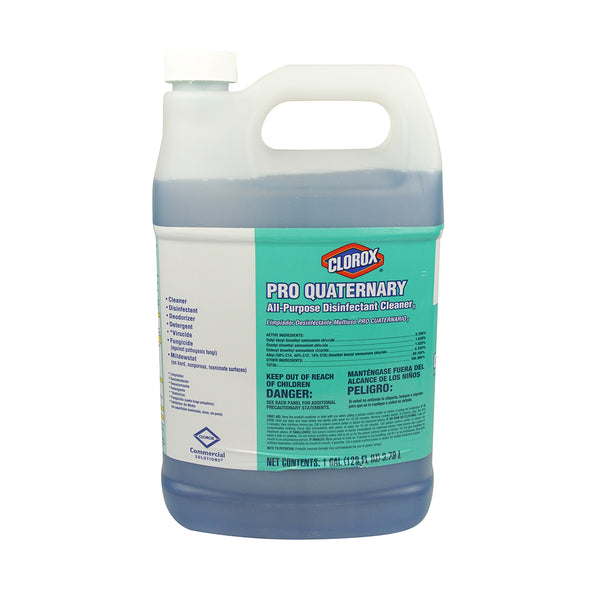 Clorox 30423 Pro Quaternary 128 Oz All-Purpose Disinfectant Cleaner