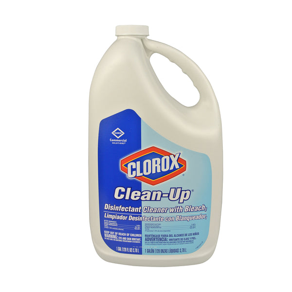 Clorox 35420 Cleanup 128 Oz Commercial Solution